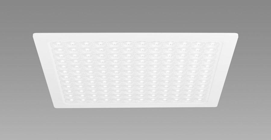 Plafoniere Led Per Ufficio : Dime led 144 diodi alta efficienza per uffici e luoghi chiusi